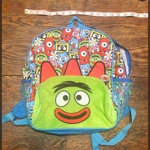 Yo Gabba Gabba Backpack